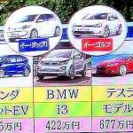 フォルクスワーゲンが電気自動車発表!外観変更せずが話題!
