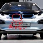 BMWi3の不具合を発見してしまいました。。