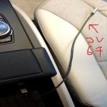 アイホン連携のi3、車内充電用コードはなんと別売り。。