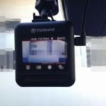 BMWi3に「トランセンド」のドライブレコーダーを搭載してみました!