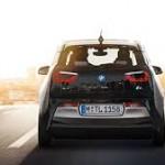 【動画】BMWi3の自動運転