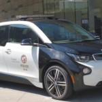 驚き。ロサンゼルス市警察のパトカーがBMWi3な件!!