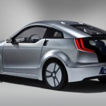 独プロジェクトVisio.MでBMWがi3そっくりの次世代シティカー発表!