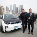 ついにロス市警(LAPD)がBNWi3をパトカーとして採用!!