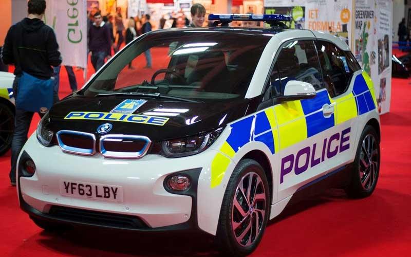 England-police-car