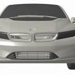 BMWi5のデザインが判明したようですね。